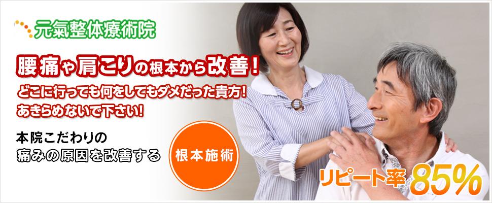 鶴ヶ島健友館元氣整体療術院イメージ