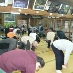 10月鶴ヶ島市内3会場で氣功教室中心の講演を行いました。